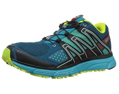 7. Salomon Women's X-Mission 3W Trail Running Shoe