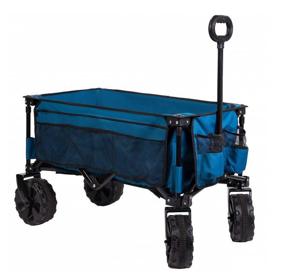 7. Timber Ridge Folding Camping Wagon