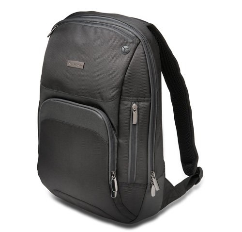 8. Kensington Triple Trek Slim Backpack for Chromebooks & Ultrabooks 13-Inch-14-Inch (K62591AM)