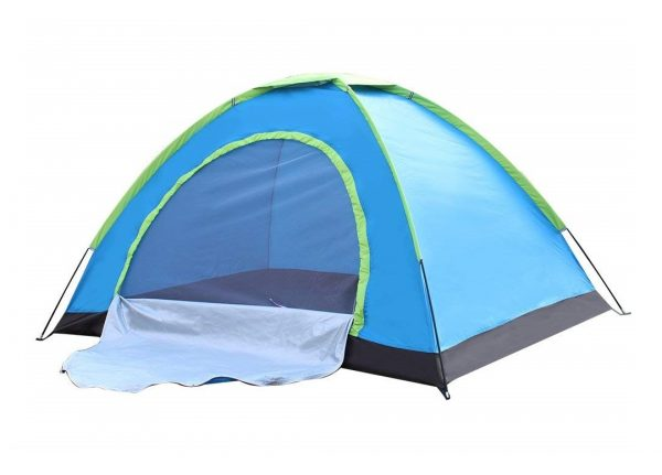 Techcell 2 Person Tent Camping Tent Double Layer Waterproof Tent Backpacking Tents for Camping Hiking Traveling