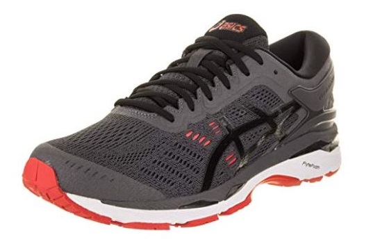9. ASICS Men's Gel-Kayano 24 Running-Shoes