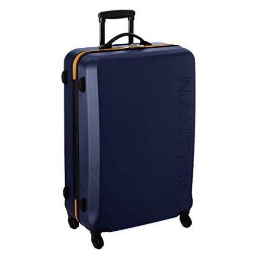 9. Nautica 28 Hardside Spinner Luggage