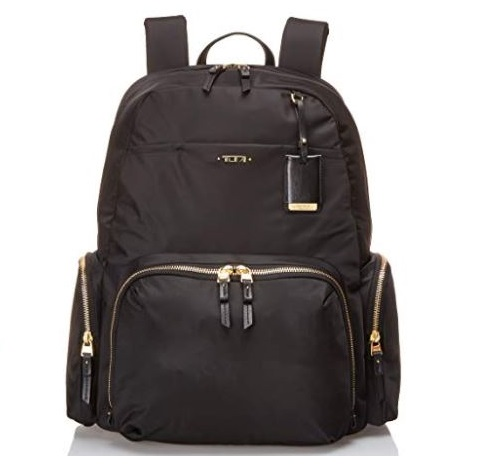 1. Tumi Womens Voyageur Carson - Calais Backpack