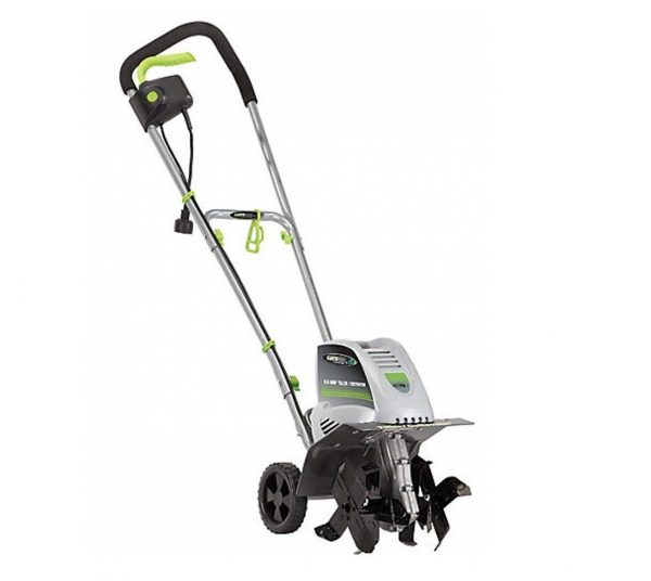 10. Earthwise TC70001 8.5 amp Electric Tiller,Cultivator