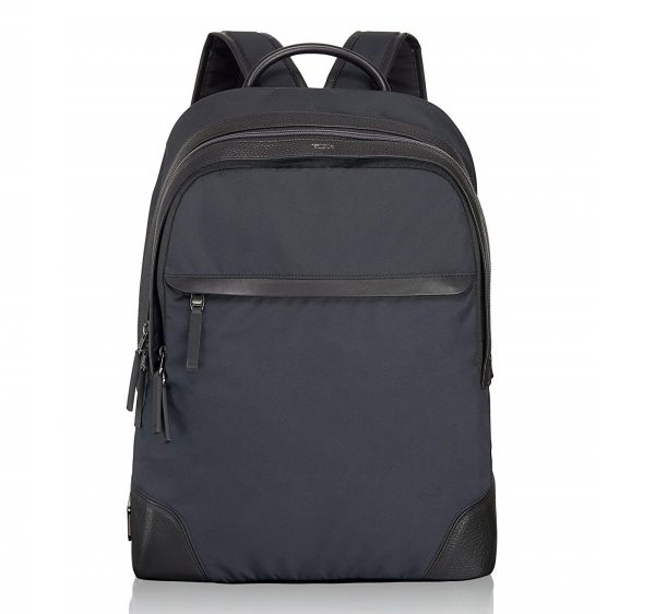 10. Tumi Haydon Stanford Backpack, Navy