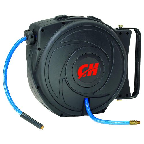 2. Air Hose Reel with Retractable 50 Foot Hose