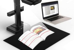 4. CZUR ET16 Plus CZUR Book & Document Scanner with Smart OCR for Mac and Windows