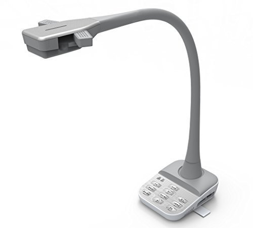 7. Educational Visualizer Gooseneck Document Camera 30fps 1080P HDMI VGA and USB