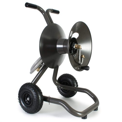 7. Rapid Reel Two Wheel Garden Hose Reel Cart Model