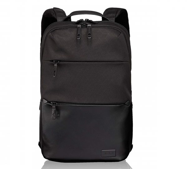 7. Tumi Tahoe Elwood Backpack, Black, One Size