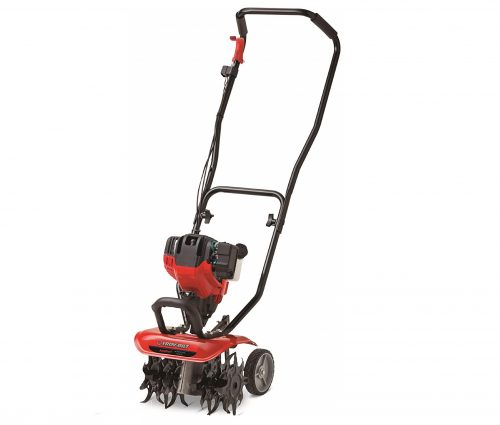 8. Troy-Bilt TB146 EC 29cc 4-Cycle Cultivator with JumpStart Technology