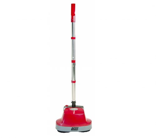 1. Gloss Boss Mini Floor Scrubber and Polisher - B200752 - for All Residential Floor Types
