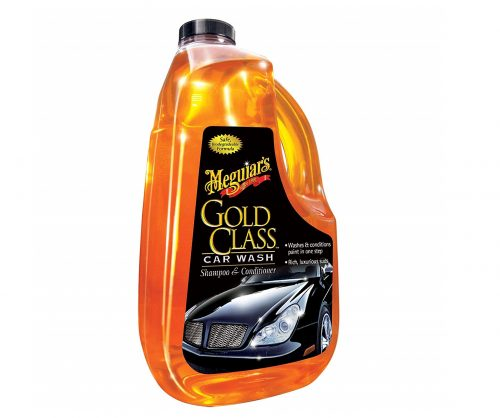 1. Meguiar's G7164 Gold Class Car Wash Shampoo & Conditioner - 64 oz.