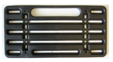 3. Mounting Kit - License Plate Mounting Kit