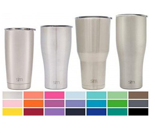 3. Simple Modern Tumbler Vacuum Insulated 30oz Cruiser with Lid - Double Walled Stainless Steel Travel Mug