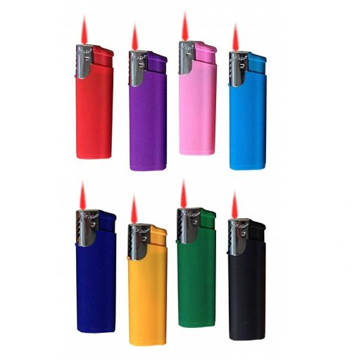 4. Five Flags Windproof Torch Lighter