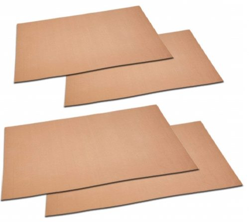 4.Copper Chef Grill and Bake Mats (2 Pack)
