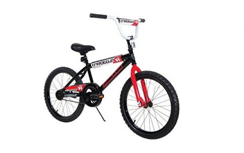5. Dynacraft Magna Throttle Boys BMX Street/Dirt Bike
