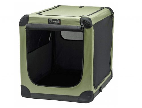 6. Noz2Noz Soft-Krater Indoor and Outdoor Crate for Pets