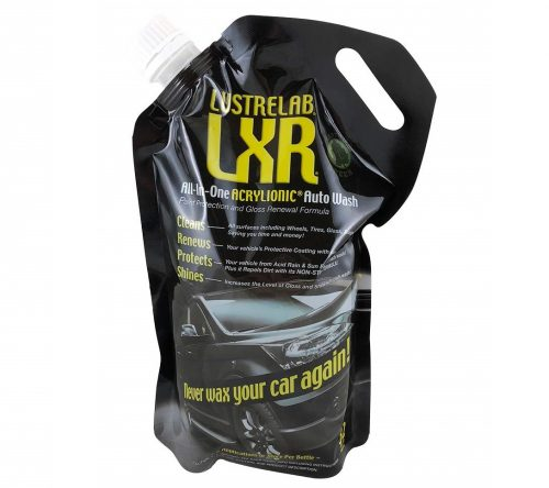 7. LUSTRELAB® LXR® Car Wash Soap