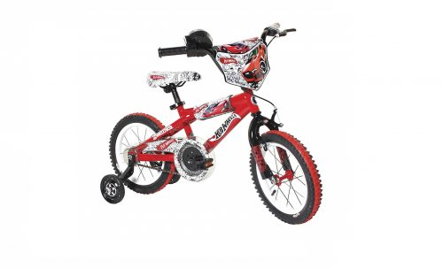 7. Dynacraft Hot Wheels Boys BMX Street/Dirt Bike