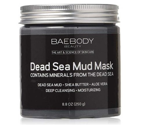 8. Dead Sea Mud Mask Best for Facial Treatment. Helps Fight Look Of Wrinkles, Oily Skin, Acne, and Improves Overall Complexion. 8.8oz