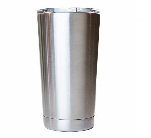 8. FIREKI 16 oz. Tumbler (Stainless Steel)