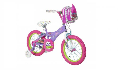 8. Trolls Girls BMX Street/Dirt Bike