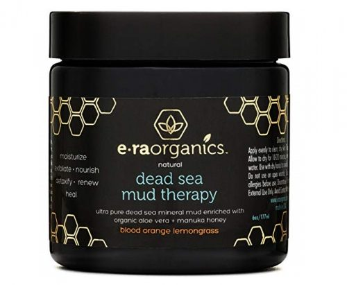 9. Dead Sea Mud Mask Facial - Spa Quality Exfoliating Clay Face Mask to Cleanse & Minimize Pores