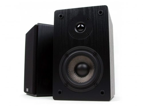 1. Micca MB42 Bookshelf Speakers, Passive, Needs Amplifier or Receiver, Not for Use Directly with Turntable