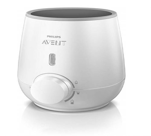 1. Philips Avent Fast Baby Bottle Warmer, SCF355/00