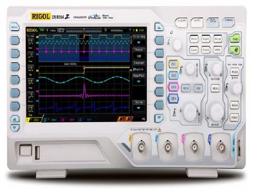 1. Rigol DS1054Z Digital Oscilloscopes