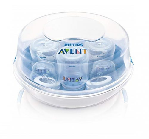 3. Philips AVENT Microwave Steam Sterilizer