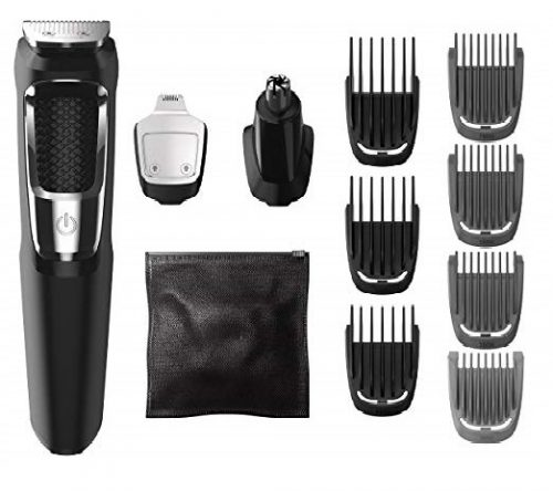 3. Philips Norelco Multi Groomer MG3750/50 trimmer