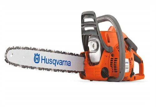 4. Husqvarna 240, 16 in. 38.2cc 2-Cycle Gas Chainsaw