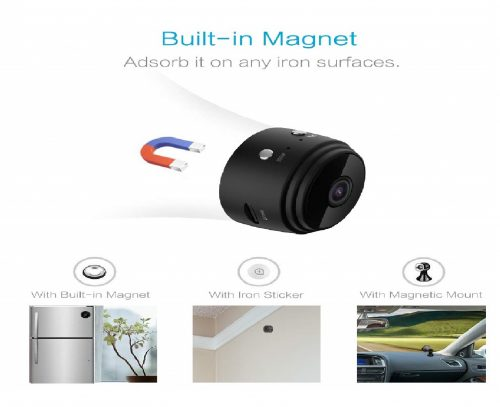 Best Hidden Spy Cameras Reviews and Buying Guides