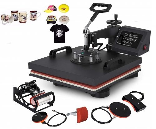 Best Heat Press Machines Reviews and Buying Guides