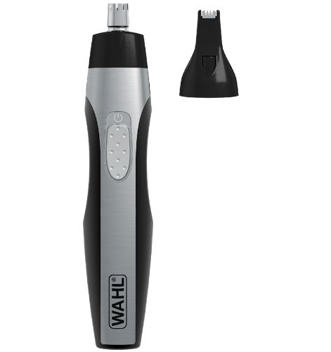 7. Wahl Ear, Nose and Brow Lighted Trimmer #5546-200