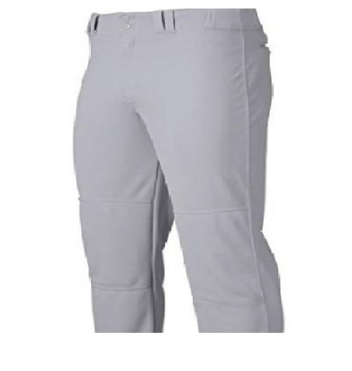 8. CHAMPRO Adult MVP Open Bottom Relaxed Fit Baseball Pant