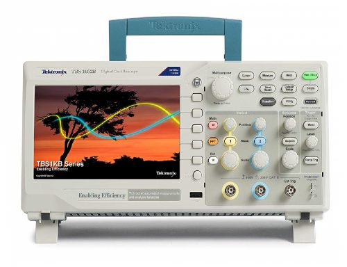 8. Tektronix TBS1052B Digital Storage Oscilloscope