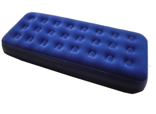 "8. Zaltana Single Size Air mattress (Size:73""x29""x7.5""), Royal Blue, AMT-S"
