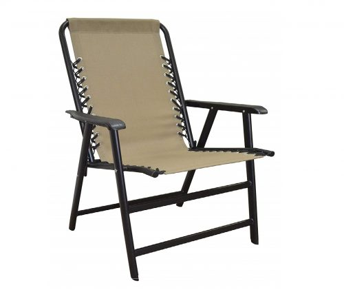 9. Caravan Sports Suspension Folding Chair, Beige