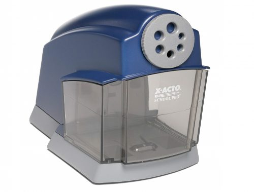 1.X-ACTO-School-Pro-Classroom-Electric-Pencil-Sharpener-Blue-1-Count-1670-e1550910957140