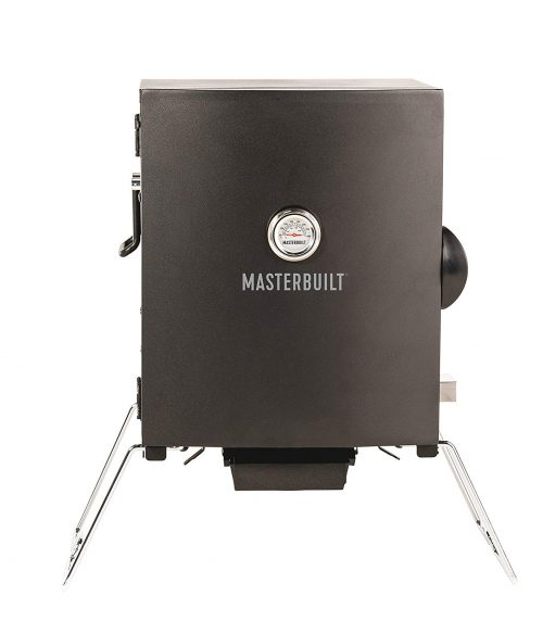 10.Masterbuilt-MB20073716-Patio-2-Portable-Electric-Smoker-Black