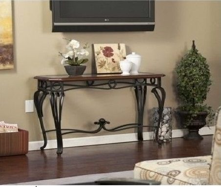 10.Wildon-Home-Prentice-Console-Table-This-Beautiful-Antique-Style-Table-Will-Look-Great-In-Any-Room-Guaranteed.-This-Decorative-Glass-Top-Table-Will-Look