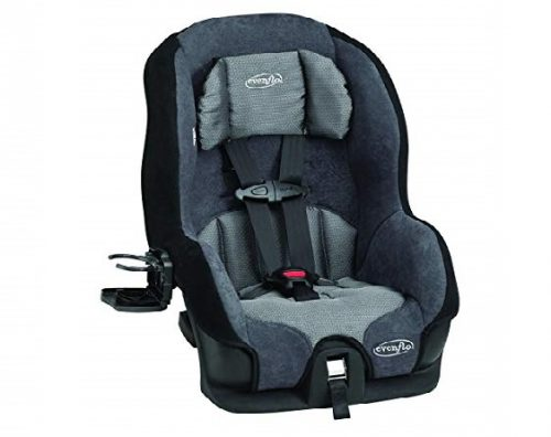 2.Evenflo-Tribute-LX-Convertible-Car-Seat-Saturn