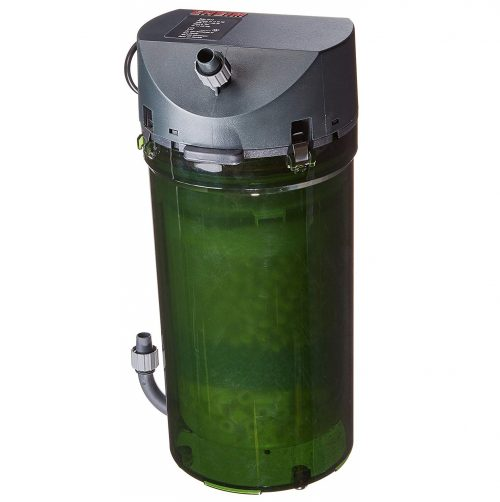 3. EHEIM Classic External Canister Filter with Media