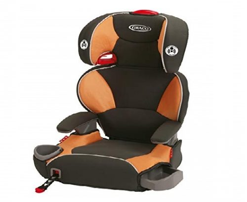 3.Graco-Affix-Youth-High-Back-Booster-Car-Seat-with-Latch-System-Tangerine