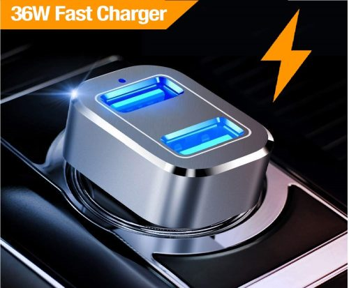 5.Car-Charger-Powerman-Quick-Charge-3.0-36W-Dual-USB-Car-Charger-Adapter-Fast-Car-Charging-Compatible-Samsung-Galaxy-Note-9-S8-S9-Note-8-iPhone-X-8-7-6s