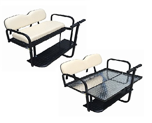 6.Performance-Plus-Carts-Club-Car-DS-Golf-Cart-Rear-Flip-Back-Seat-Kit-for-2000.5-Up-Factory-Buff